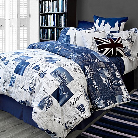 Bed Bath And Beyond Paris Bedding