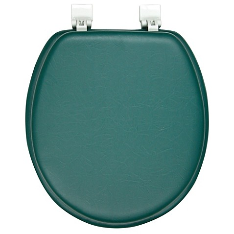 ginsey soft padded round toilet seat bed bath beyond