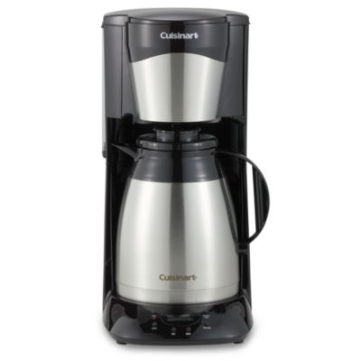 Cuisinart 12-Cup Stainless Steel Programmable Thermal Coffee Maker - Bed Bath & Beyond