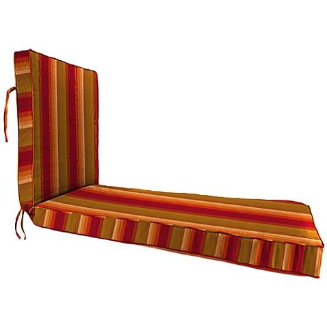 68 inch x 24 inch chaise lounge cushion in sunbrella for Aquatouch 2 piece bath chaise