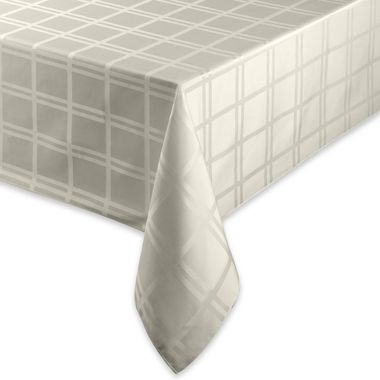Modern Tablecloth Square Bed Bath Beyond