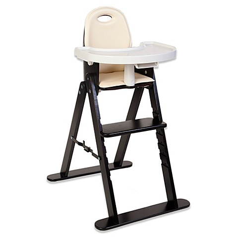 high chairs gt svan baby to booster high chair in espresso