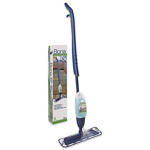 The Bona Hardwood Floor Mop Motion is a premium spray mop with sonic motion power that gives an extra cleaning boost so you spend less time on stuck on messes. Combines Bona's premium no-residue cleaner with a durable, high quality microfiber mop.