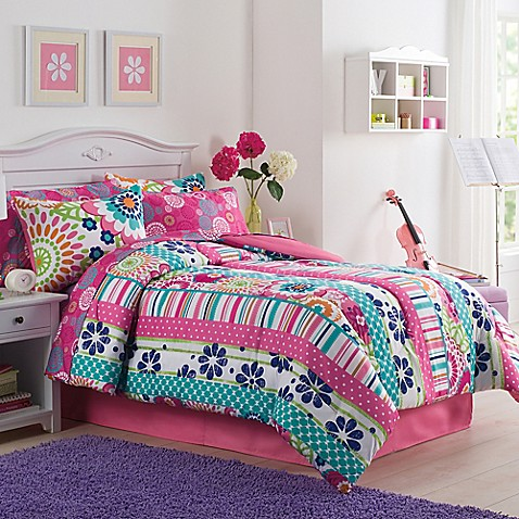 Ronda comforter set bed bath beyond for Matching bedroom and bathroom sets