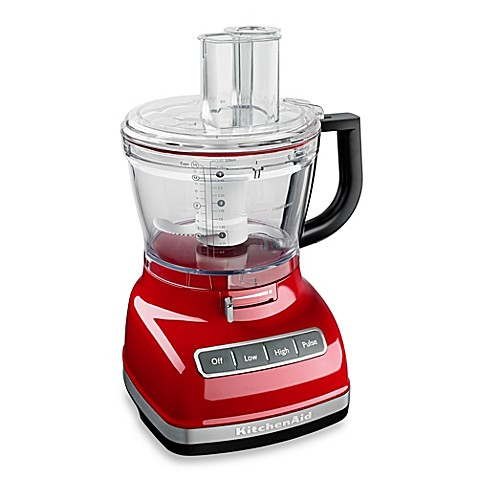 kitchenaid 14 cup food processor with dicing kit bed bath beyond. Black Bedroom Furniture Sets. Home Design Ideas