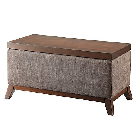 Lift Top Storage Bench Bed Bath Beyond
