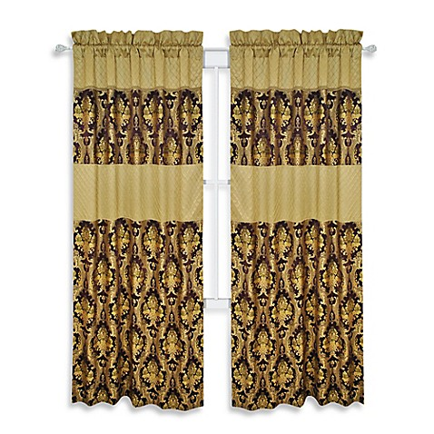 Austin Horn Classics Elizabeth Window Treatments Bed Bath Beyond
