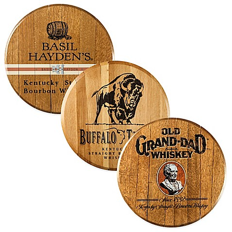 Kentucky Bourbon Barrel Head Wall D 233 Cor Collection Bed