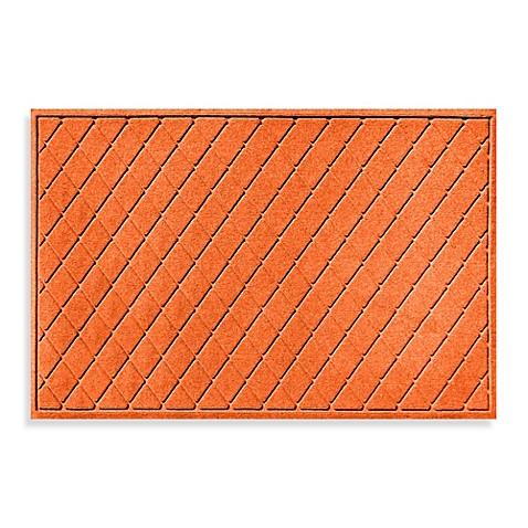 Weather Guard Inch Argyle Door Mat Bed