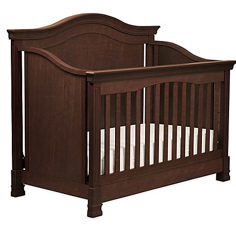 Million Dollar Baby Classic Louis 4 In 1 Convertible Crib In Espresso Bed Bath Amp Beyond