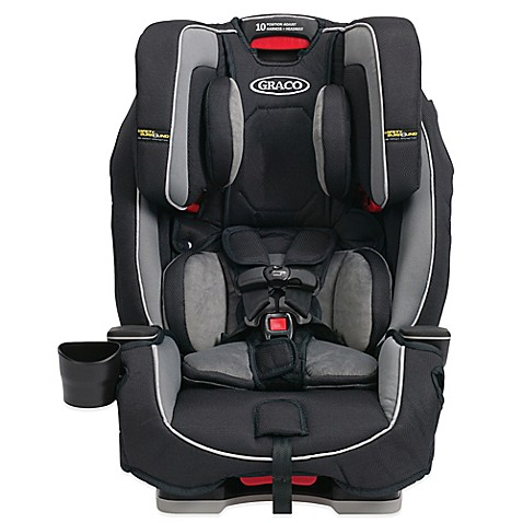 graco milestone safety surround all in 1 convertible car seat. Black Bedroom Furniture Sets. Home Design Ideas