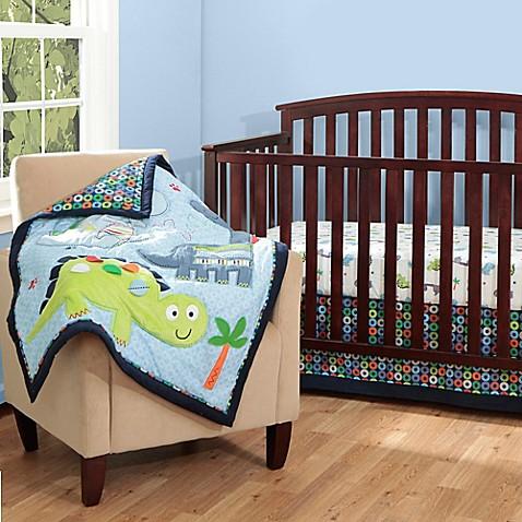 Bananafish 174 Little Dino Crib Bedding Collection