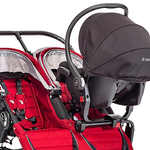 baby jogger double stroller multi model car seat adaptor buybuy baby. Black Bedroom Furniture Sets. Home Design Ideas