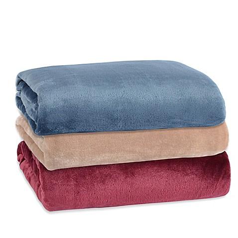Berkshire Blanket® Modern Comfort Throw at Bed Bath & Beyond in Cypress, TX | Tuggl