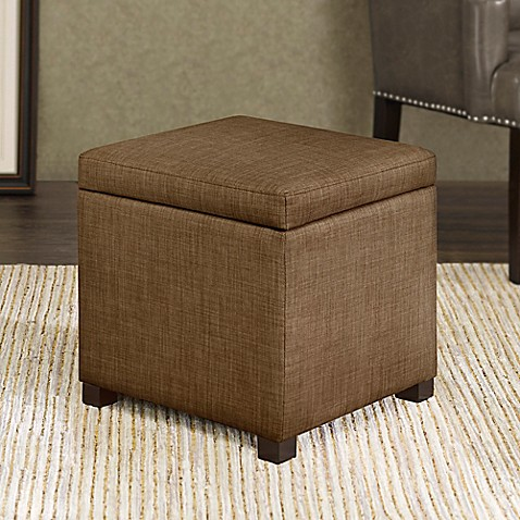 Regency Heights Maddox Small Cube Storage Ottoman Bed
