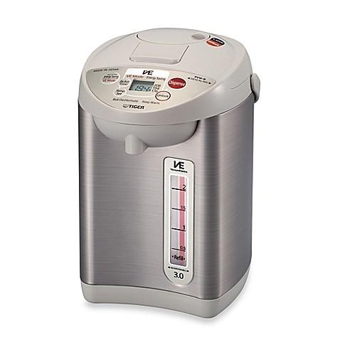 Tiger Micom 3 Liter Hot Water Kettle Bed Bath Amp Beyond