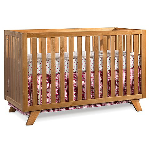 Child craft soho 4 in 1 convertible crib in natural for Child craft soho crib
