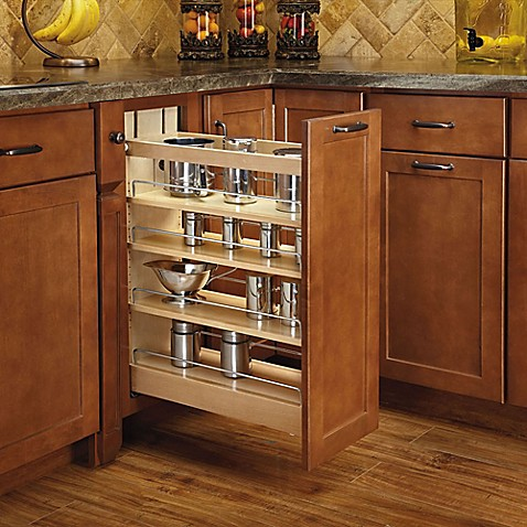Buy Rev A Shelf 174 6 Inch Base Cabinet Soft Close Pullout