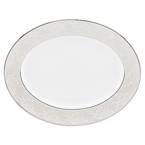 Lenox 174 Larkspur Oval Platter Bed Bath Amp Beyond