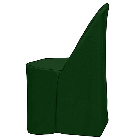 Buy Basic Polyester Cover For Plastic Folding Chair In