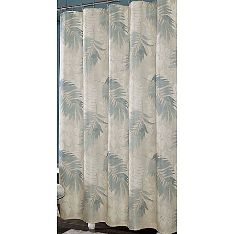 buy j queen new york st croix shower curtain from bed bath beyond