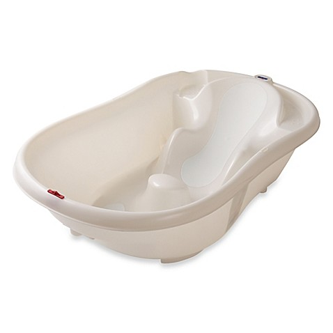 peg perego onda evolution baby bath tub in white bed bath beyond. Black Bedroom Furniture Sets. Home Design Ideas