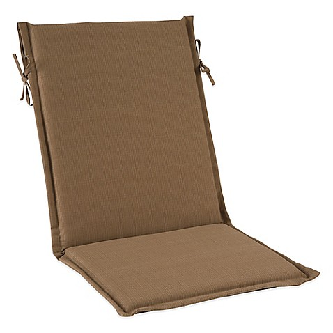 Outdoor Sling Cushion Ties Camel Bed Bath Amp Beyond