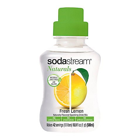 Sodastream Flavors Bed Bath And Beyond