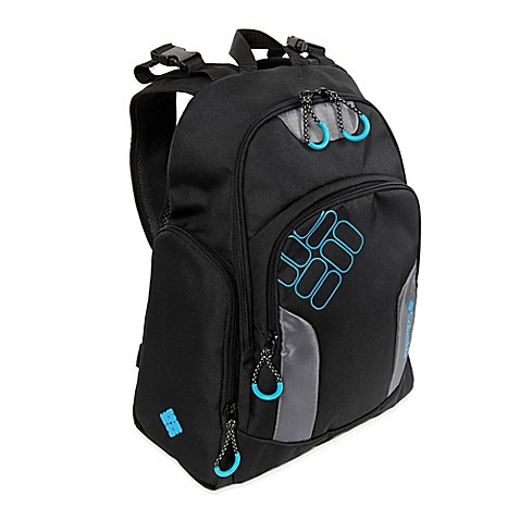 diaper backpacks columbia sportswear newton ridge backpack diaper bag in black from buy buy baby. Black Bedroom Furniture Sets. Home Design Ideas