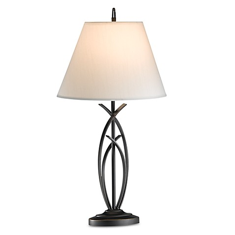 Curve Bronze Table Lamp Bed Bath Amp Beyond