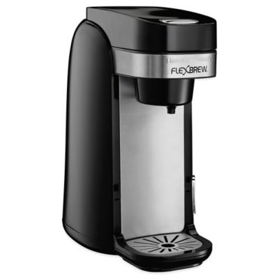 Single Coffee Maker Bed Bath And Beyond : Buy Hamilton Beach FlexBrew 49997R Single Serve Coffee Maker from Bed Bath & Beyond