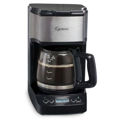Capresso 5-Cup Minidrip Programmable Coffee Maker - Bed Bath & Beyond