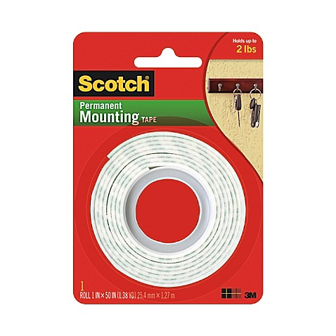 Mounting Tape Bed Bath And Beyond