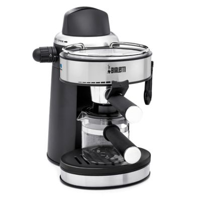 Espresso Coffee Maker Prestige : Bialetti Steam Espresso Maker - Bed Bath & Beyond
