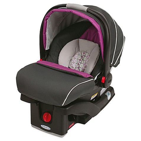 Graco Snugride Click Connect  Infant Car Seat Nyssa