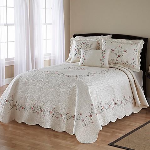 Nostalgia Home 174 Amber Bedspread Bed Bath Amp Beyond