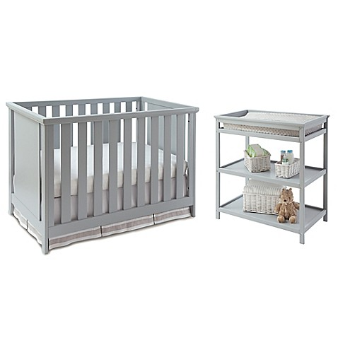 Buy imagio baby by westwood design casey 3 in 1 Baby crib with changing table