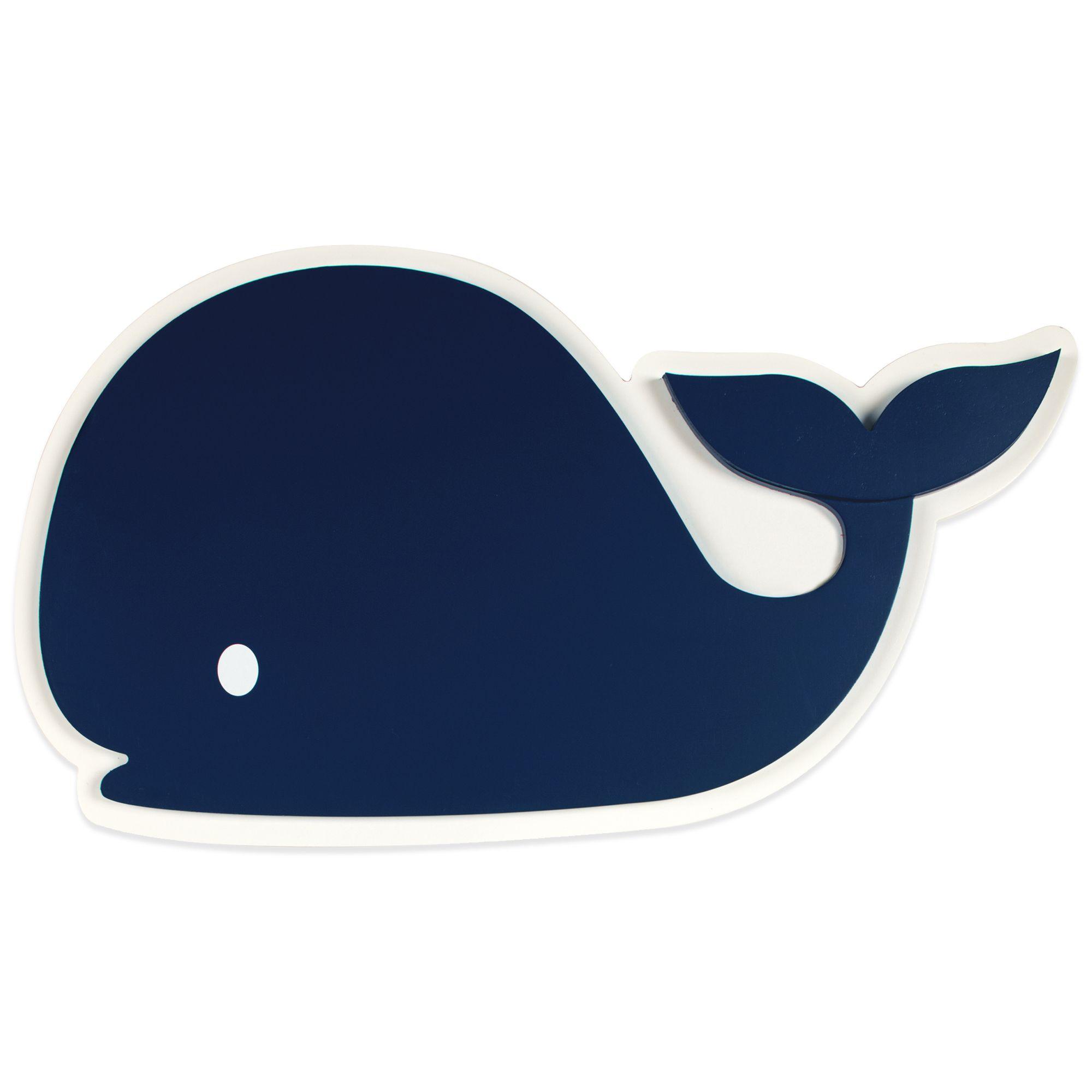 Nautica Kids® Mix & Match Whale Wall Décor