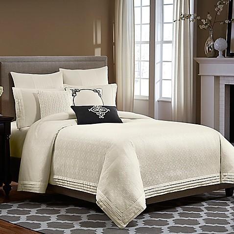 Wamsutta 174 Essex Comforter Set In Ivory Bed Bath Amp Beyond