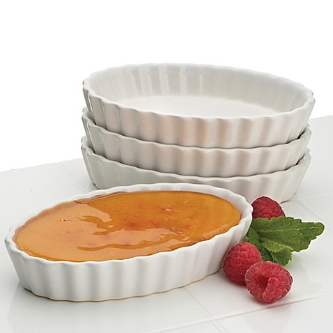 Bon Jour® Chef's Crème Brulee Dish (Set Of 4) by Bed Bath And Beyond