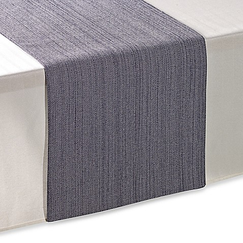 Buy brunswick 108 inch table runner in blue from bed bath for 108 table runner