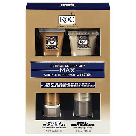 Roc 174 Retinol Correxion 174 Max Wrinkle Resurfacing System