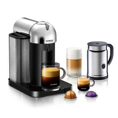Nespresso VertuoLine Coffee and Espresso Maker Bundle - Bed Bath & Beyond