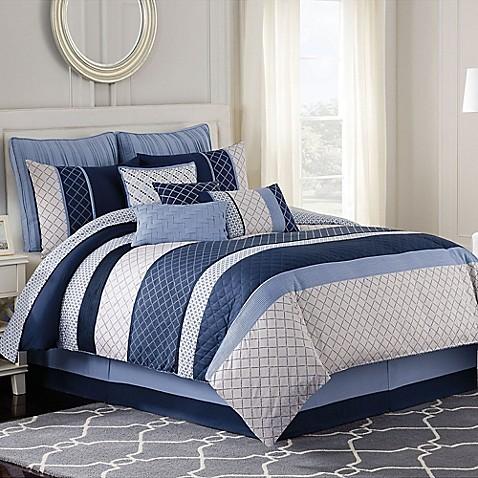 Bridge Street Concord Comforter Set Bed Bath Amp Beyond