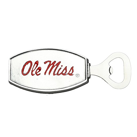 arthur court designs ole miss bottle opener bed bath beyond. Black Bedroom Furniture Sets. Home Design Ideas