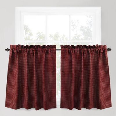 Park B Smith Cortina Window Curtain Tier Pair Bed Bath Beyond