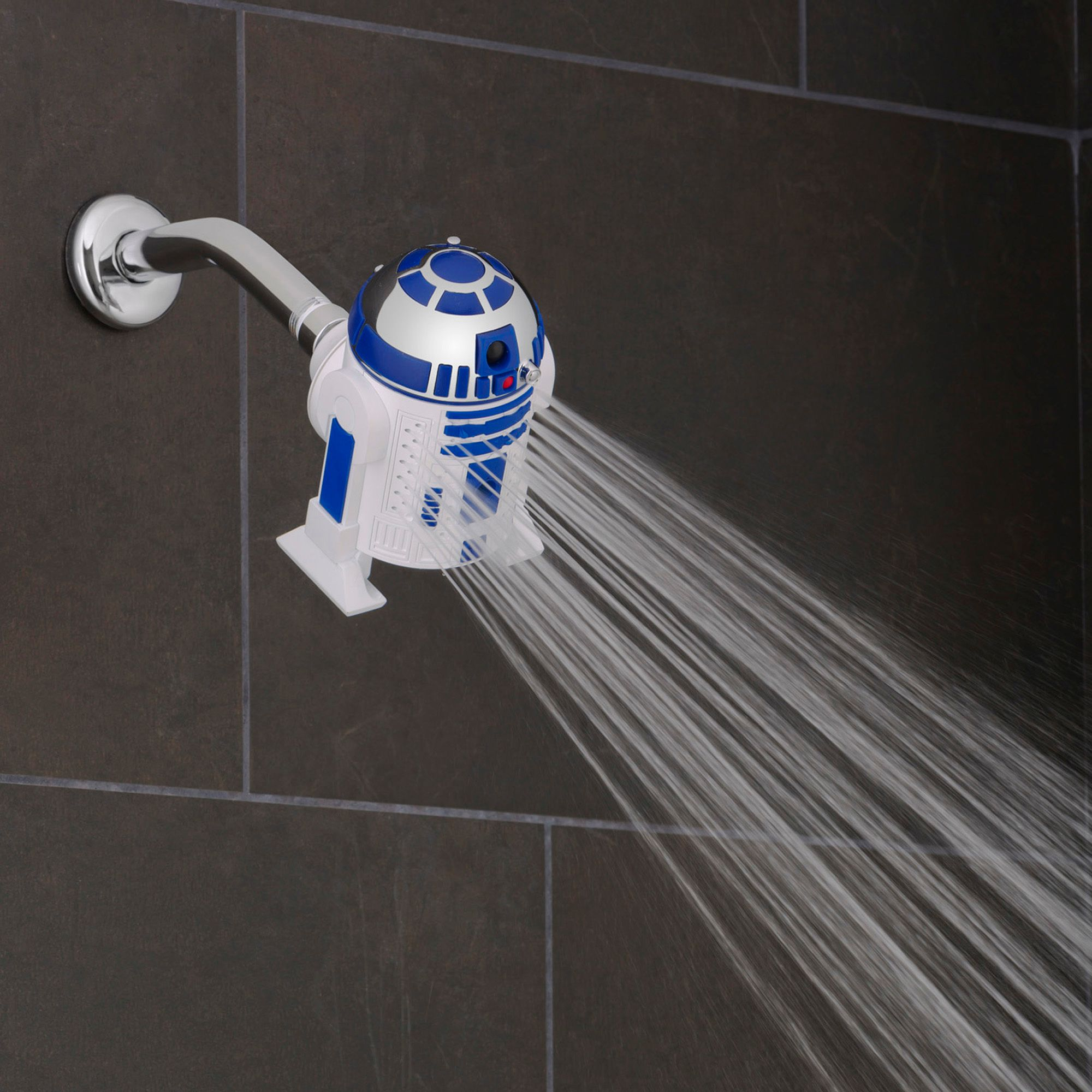Oxygenics® Star Wars™ R2-D2 3-Spray Showerhead
