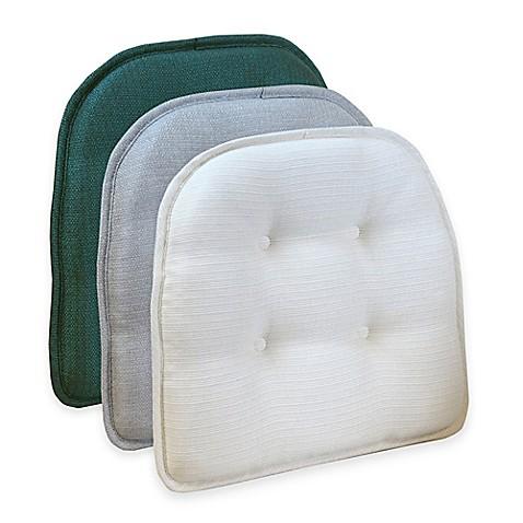 Klear Vu Tufted Omega Gripper 174 Chair Pad Bed Bath Amp Beyond