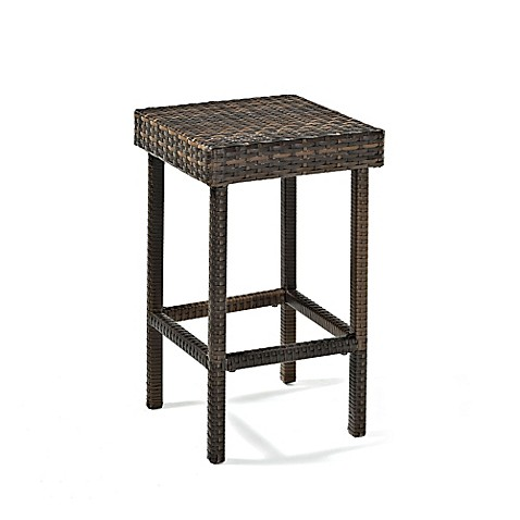 Buy Crosley Palm Harbor 24 Inch Wicker Counter Height