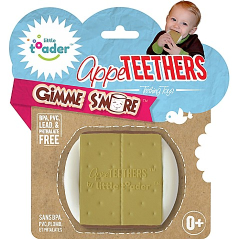 appeteethers gimme s more little toader s appeteethers gimme s more ...